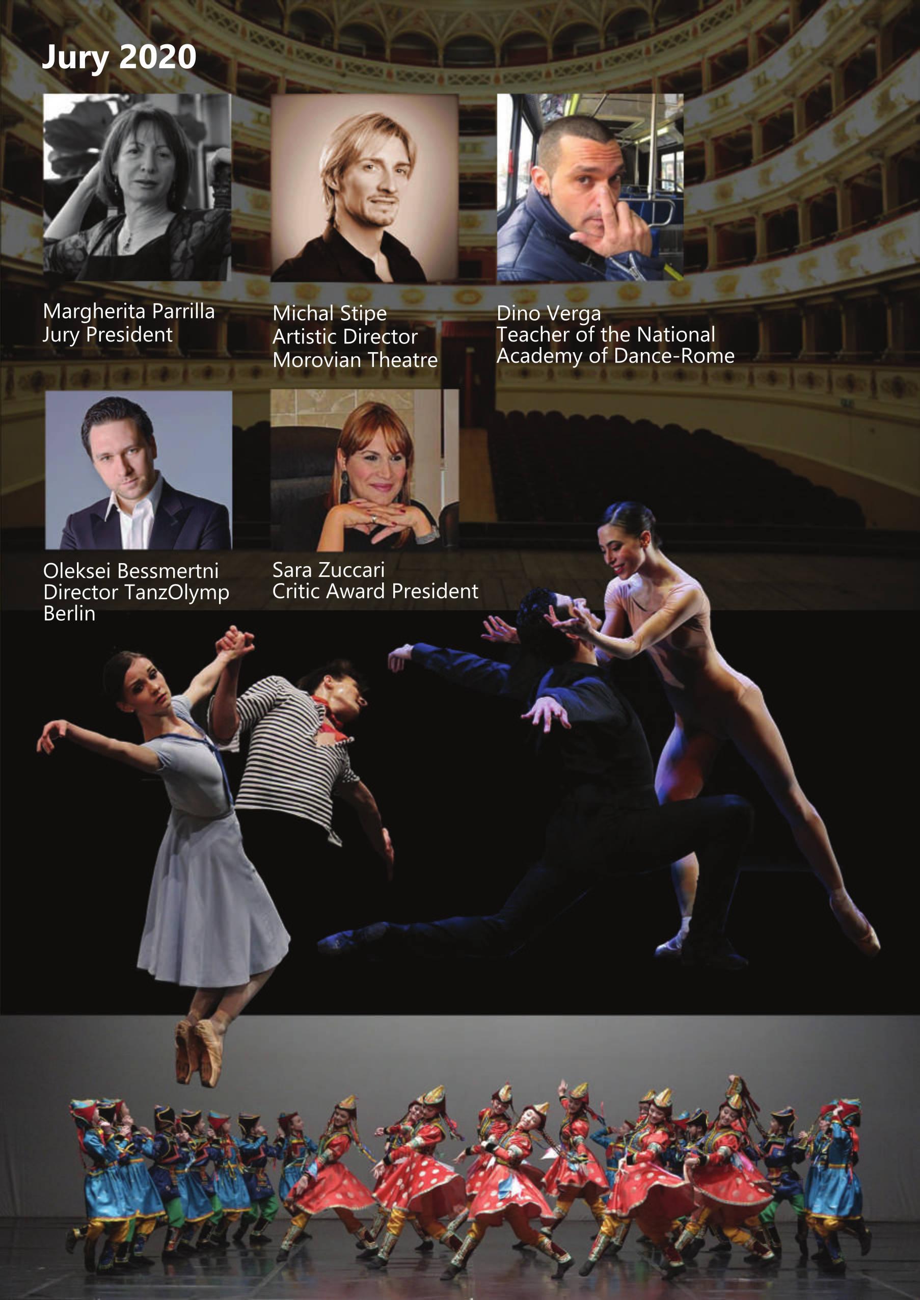 Spoleto International Dance Competition
