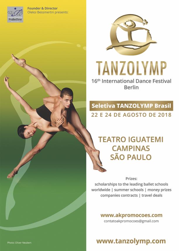 Tanzolymp Brazil 2019
