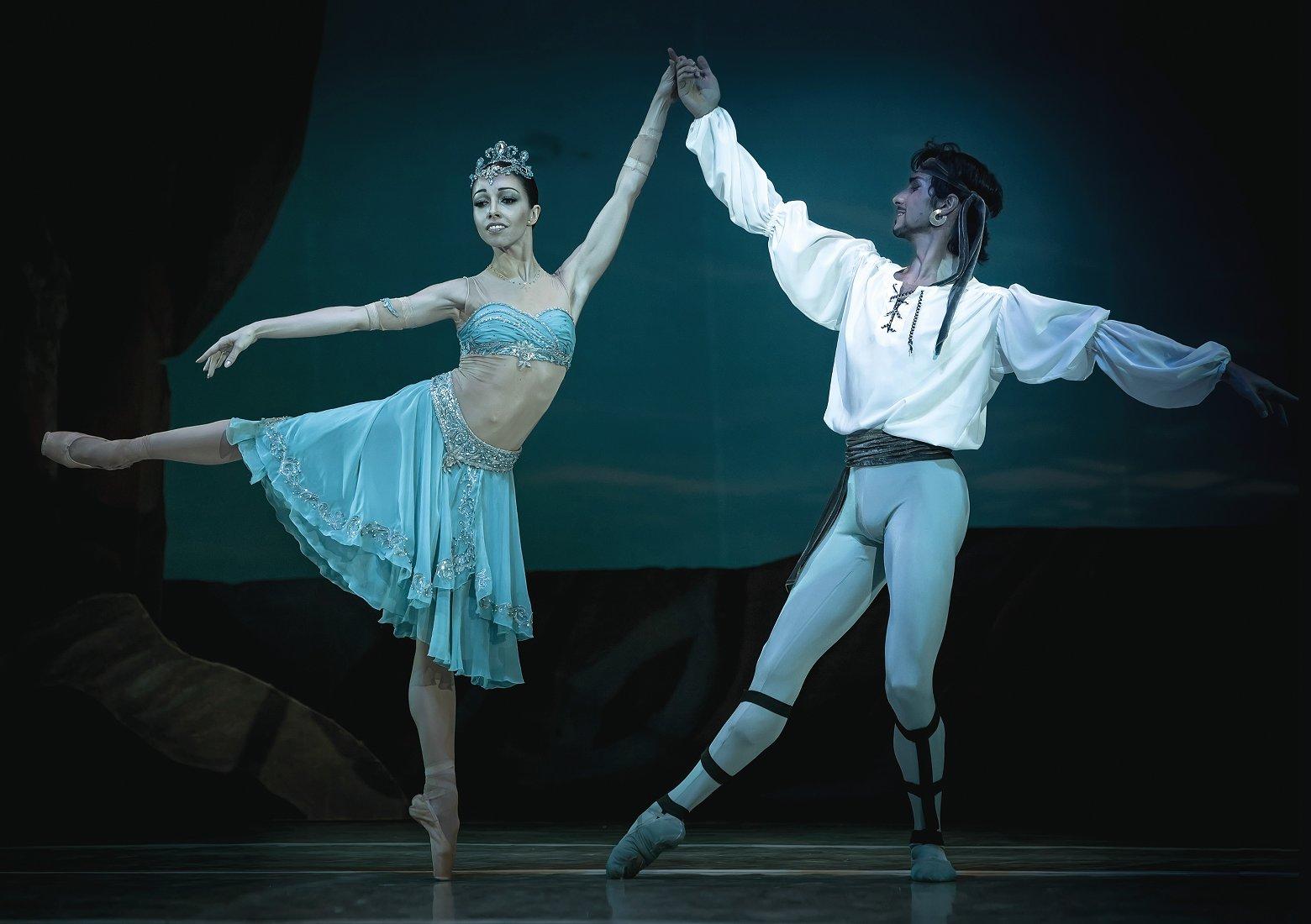 Katerina Kukhar & Oleksandr Stoianov