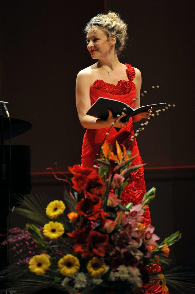 Julia Novikova, Soprano