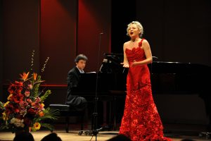 Julia Novikova, Soprano. Sorin Creciun, Piano